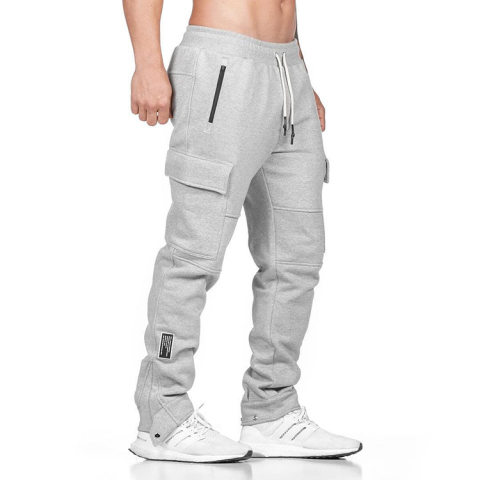 Mens Stretch Sports Trousers