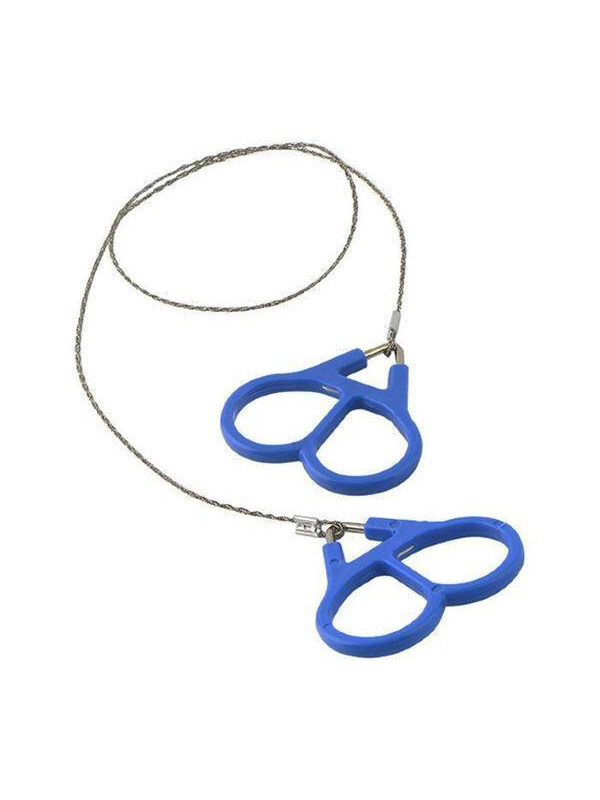 4 strand survival wire saw chain saw survival tool