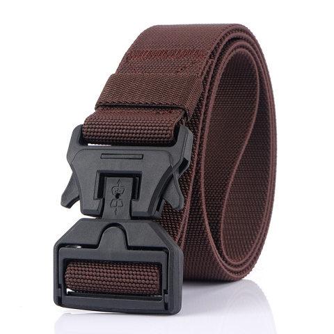 Outdoor new elastic tactical belt