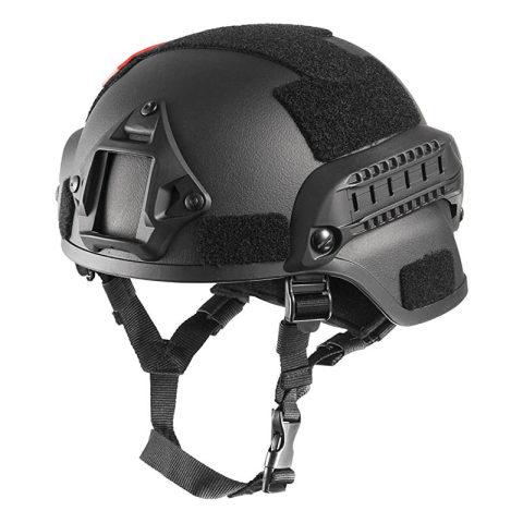 Outdoor impact tactical helmet