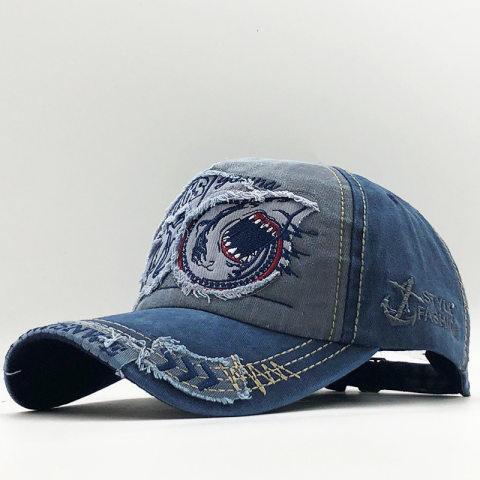 Outdoor fashion retro baseball cap