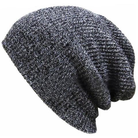Outdoor warm woolen hat