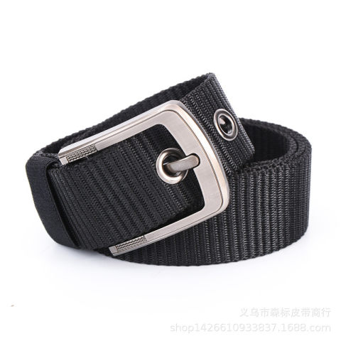 Outdoor tactical sports nylon belt