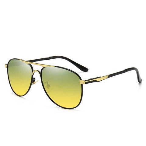 Outdoor anti-ultraviolet fashion polarized sunglasses