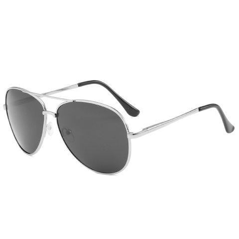 Outdoor metal anti-ultraviolet eye protection polarizer