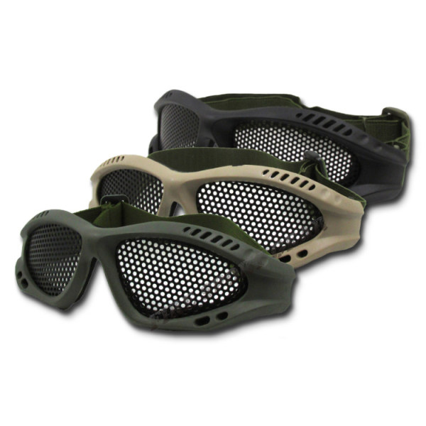 Outdoor live action shooting game tactical goggles