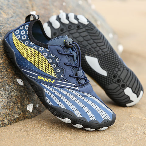 Outdoor fitness drifting five-finger river upstream shoes