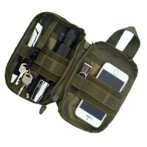 Outdoor Tactical Equipment Accessory Kit