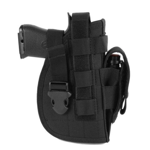 Tactical waist holster