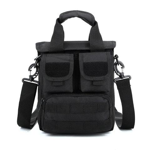 Outdoor sports camouflage handbag shoulder diagonal bag