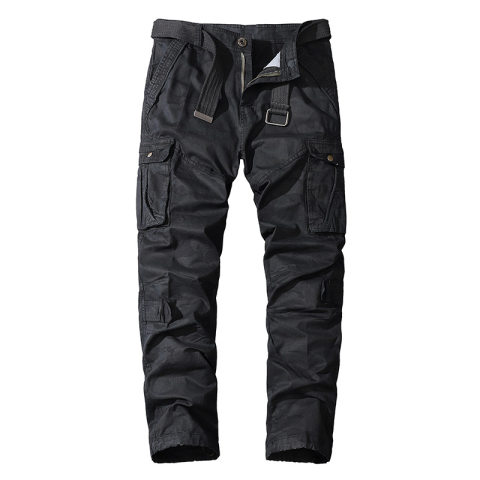 Mens Wear-resistant Outdoor Tactical Camouflage Pants