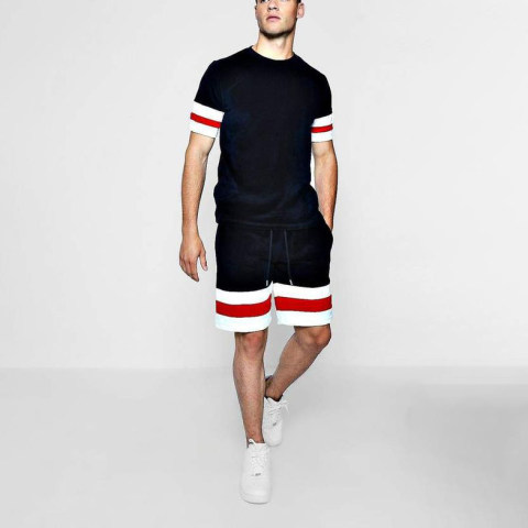 Mens Casual Sports Suit