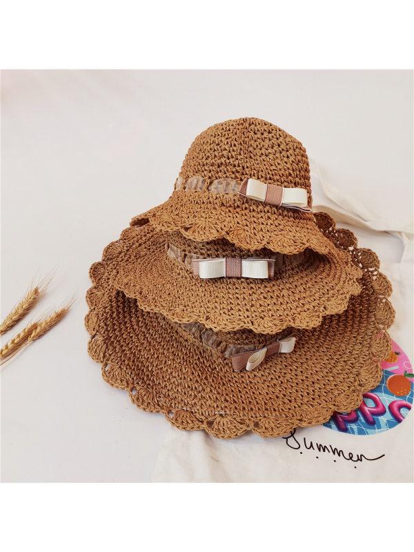 Mom Girl Matching Sun Hat