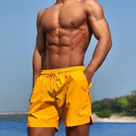 Mens sports casual shorts