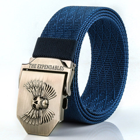 Men's outdoor nylon belt all-match casual belt