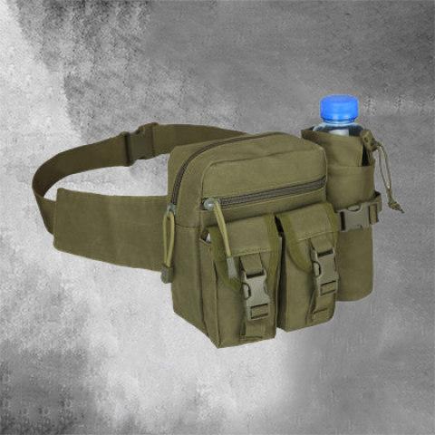 Outdoor Sports Waterproof Tactical Function Belt Bag