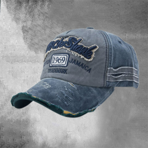 Fashion Ragged Edge Baseball Cap