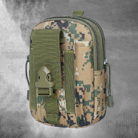 Multifunctional outdoor sports bag