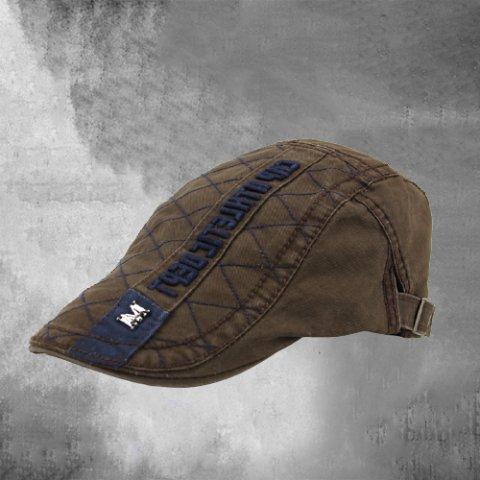 Men's beret headwear outdoor fashion