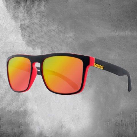 d731 Polarized Sunglasses Cycling Sports Sunglasses Anti-UV Driving Mirror Men's P21 Sunglasses Polarized