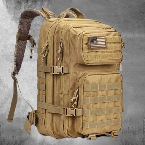 3P attack backpack camouflage outdoor sports tactical bag