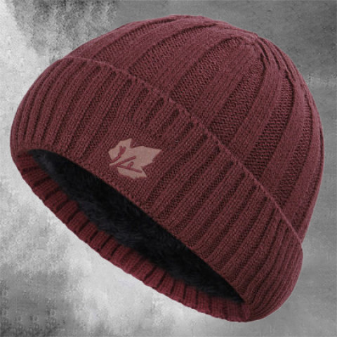 Mens Outdoor Knitted Warm Cap