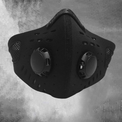 Outdoor Cycling Activated Carbon Mask