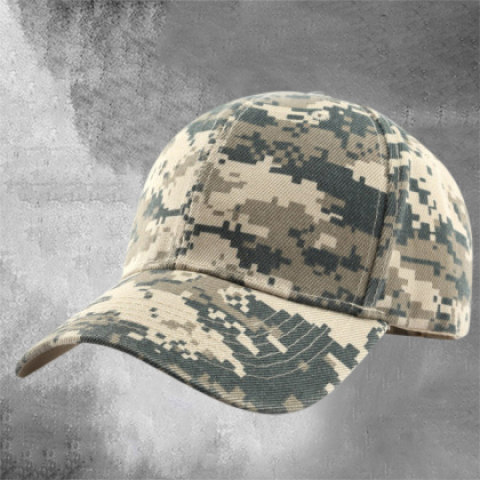 Outdoor Sports Shading Camouflage Tactical Cap