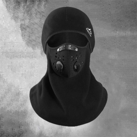 Outdoor Riding Thickened Warm Windproof Fog Mask