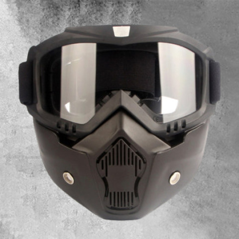 Tactical Goggles Outdoor Mask