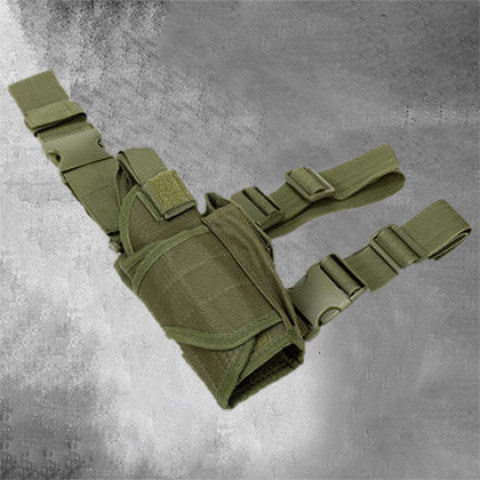 Outdoor Tactical Leg Invisible Holster