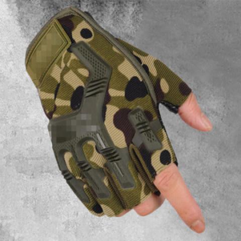 Non-slip wear-resistant training gloves