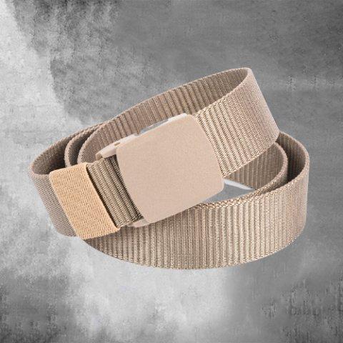 Outdoor sports nylon tactical belt