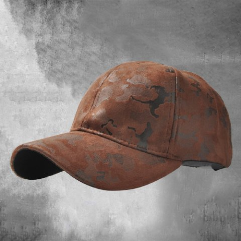 Mens Outdoor Camouflage Cap