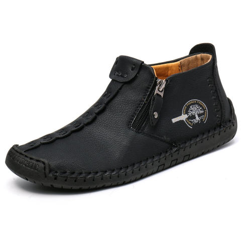 new style large size men's shoes