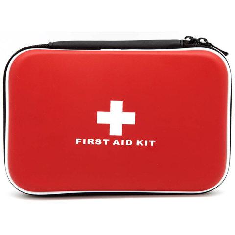 Field emergency outdoor medical kit