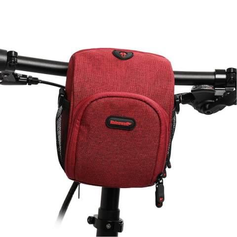 Multifunctional waterproof bag for bicycle front handle bag