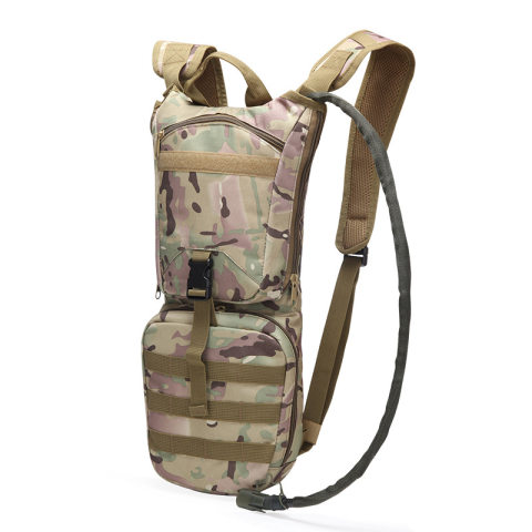 Outdoor sports camouflage water bag