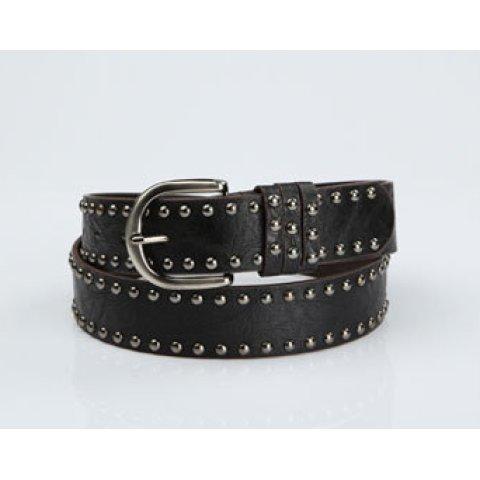 Punk Metal Ladies Belt