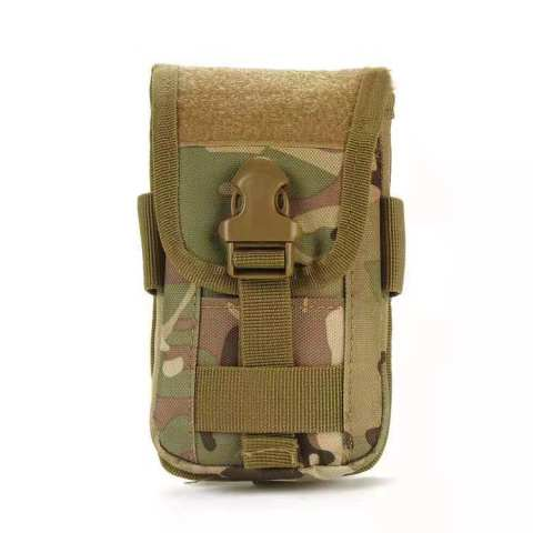 Outdoor mountaineering bag camouflage tactical cycling bag
