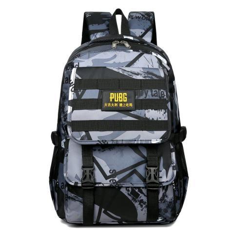 Techwear Strapped Industry Bags