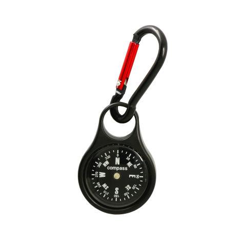 Outdoor Carabiner Compass