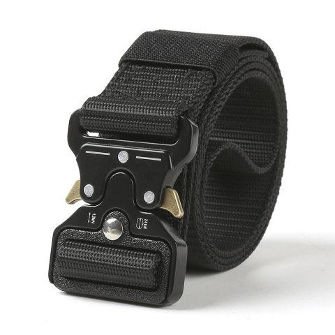 Cobra nylon belt functional tactical belt belt men's tide overalls canvas special forces outdoor pants belt