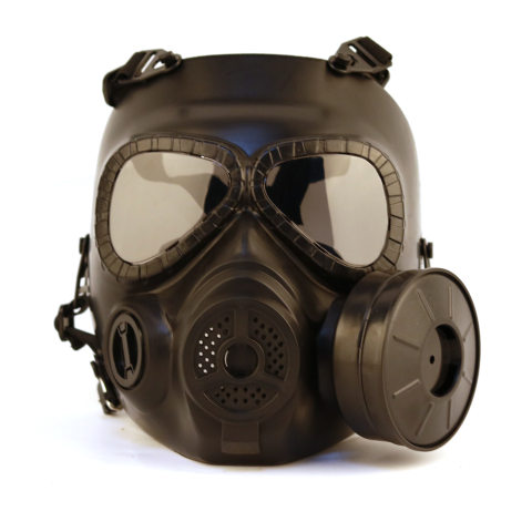 M04 Gas Tactical Mask