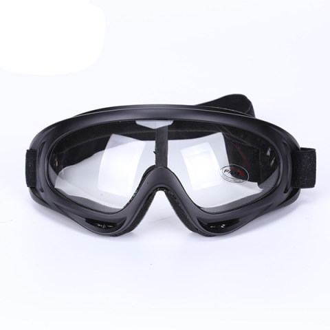 Outdoor dust-proof sand-proof bullet-proof tactical goggles and protective goggles