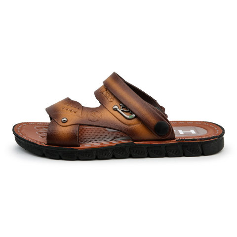 Summer beach sandals and slippers