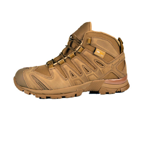 Military tactical assault boots outdoor hiking shoes