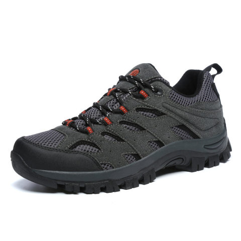 Mens Hiking Shoes Non-Slip Breathable Outdoor Shoes