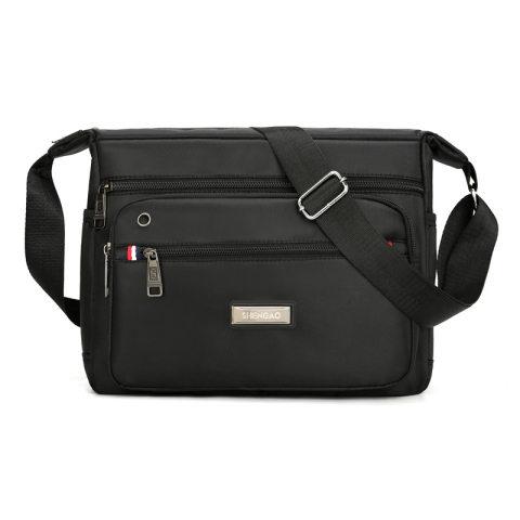 Mens Outdoor Shoulder Bag Messenger Bag