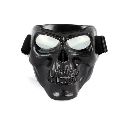 Motocross Retro Motorcycle Skull Harley Goggles Windproof Sand UV Outdoor Riding Goggles Mask